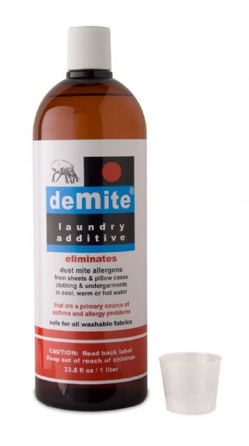 DeMite Laundry Additive 1 Ltr Bottle